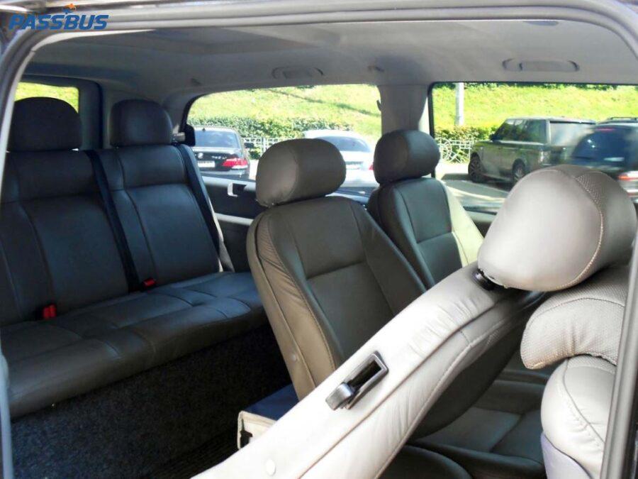 Аренда микроавтобуса Mercedes-Benz Vito
