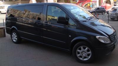 Аренда микроавтобуса Mercedes-Benz Vito 8 мест