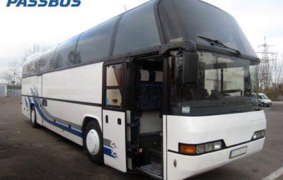Аренда автобуса Neoplan 116 в Киеве