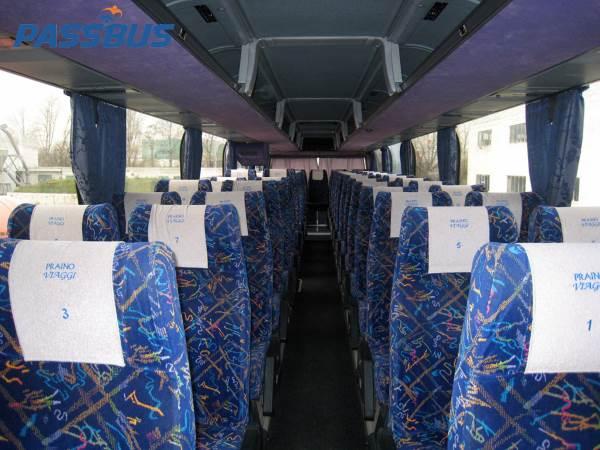 Заказ автобуса Neoplan 116 в Киеве 2
