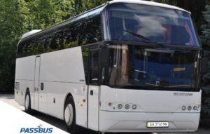 Аренда автобуса Neoplan 50 мест