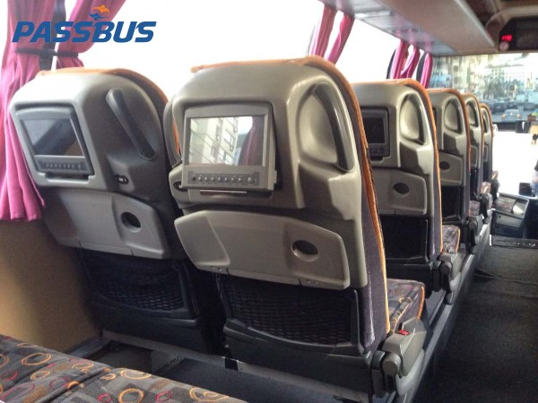 Аренда автобуса Neoplan 1116 55 мест 2