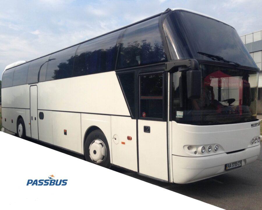 Аренда автобуса для поездок заграницу