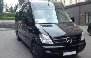 Аренда Mercedes Sprinter 12 мест