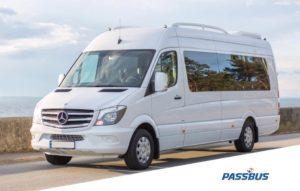 Заказ микроавтобуса Mercedes-Benz Sprinter