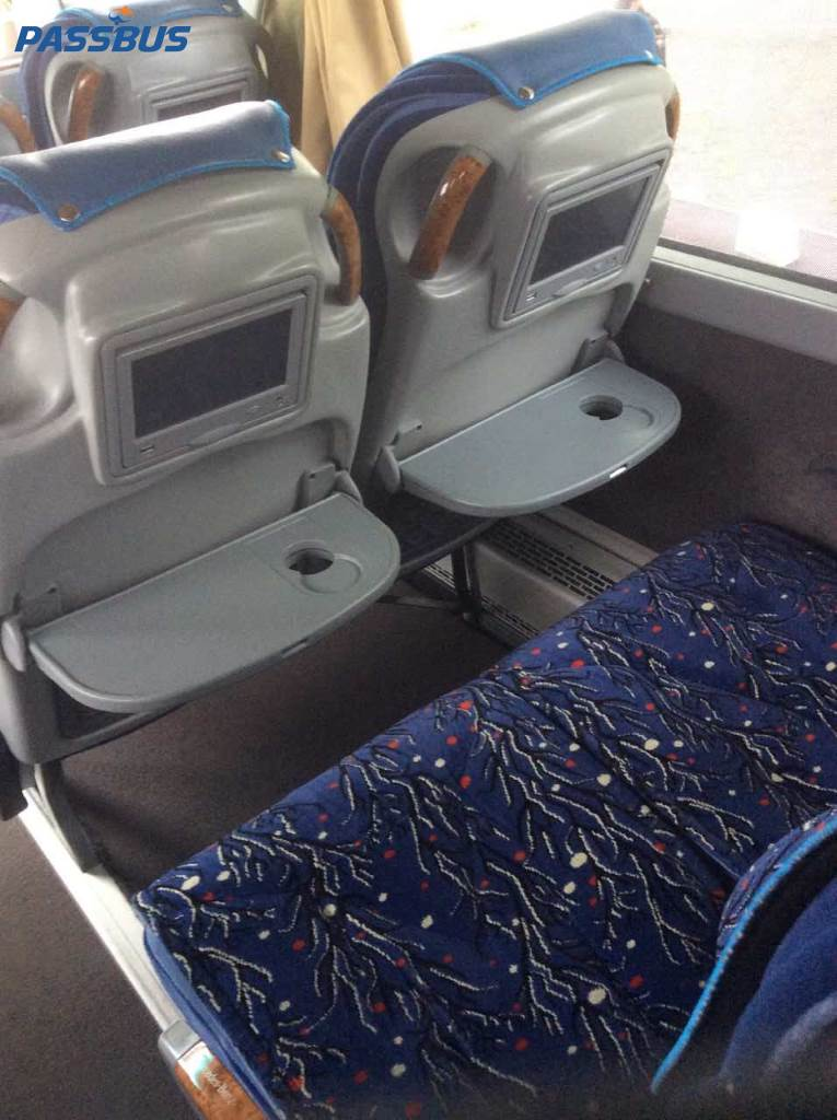 Заказ автобуса Mercedes-Benz Tourismo