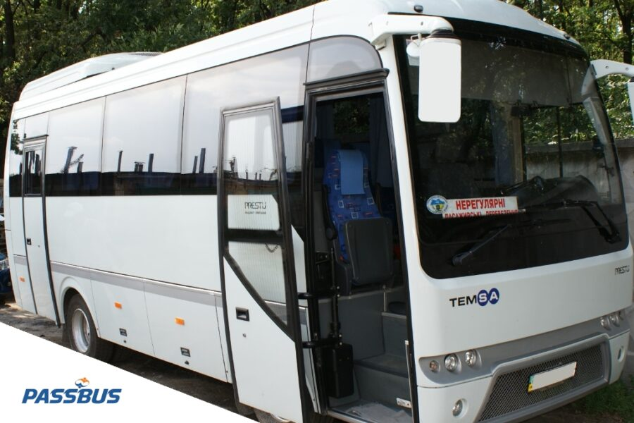 Аренда автобуса Mitsubishi Temsa Prestij