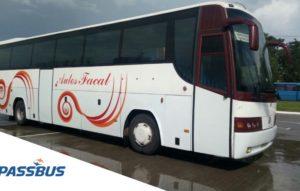 Аренда автобуса Мерседес