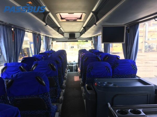 Bus rental Neoplan
