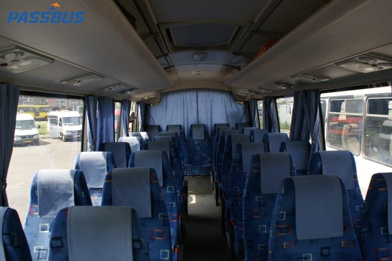 Заказ автобуса на 30 мест